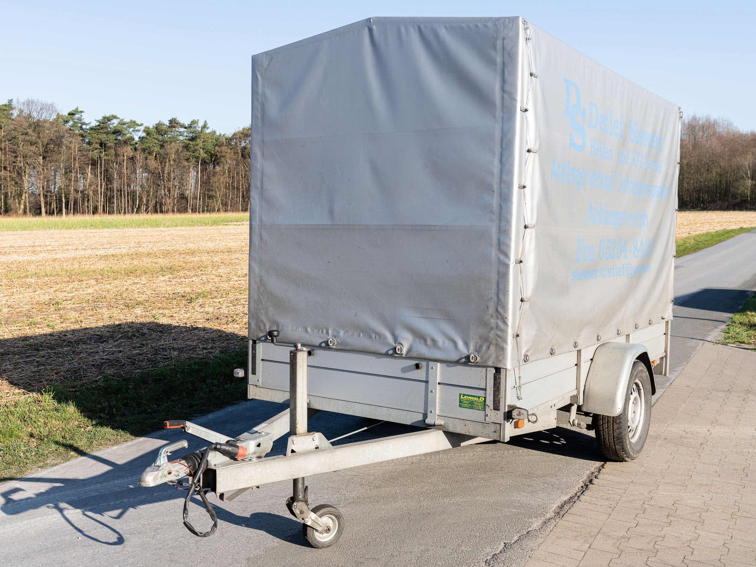 PKW-Anhaenger 1500kg 300x150x200